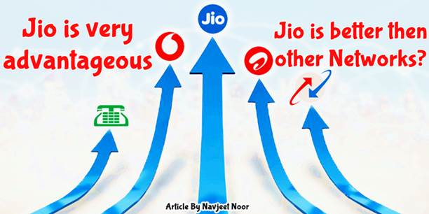 Jio - Free Recharges & Services