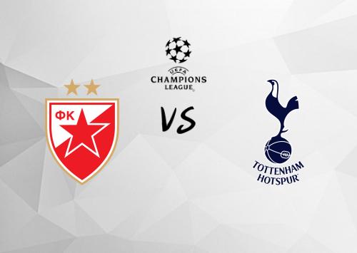 Crvena Zvezda vs Tottenham Hotspur  Resumen y Partido Completo
