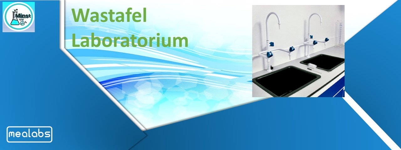 Wastafel Laboratorium
