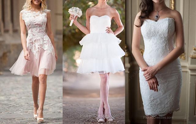 Vestidos de boda para una chica no tan tradicional