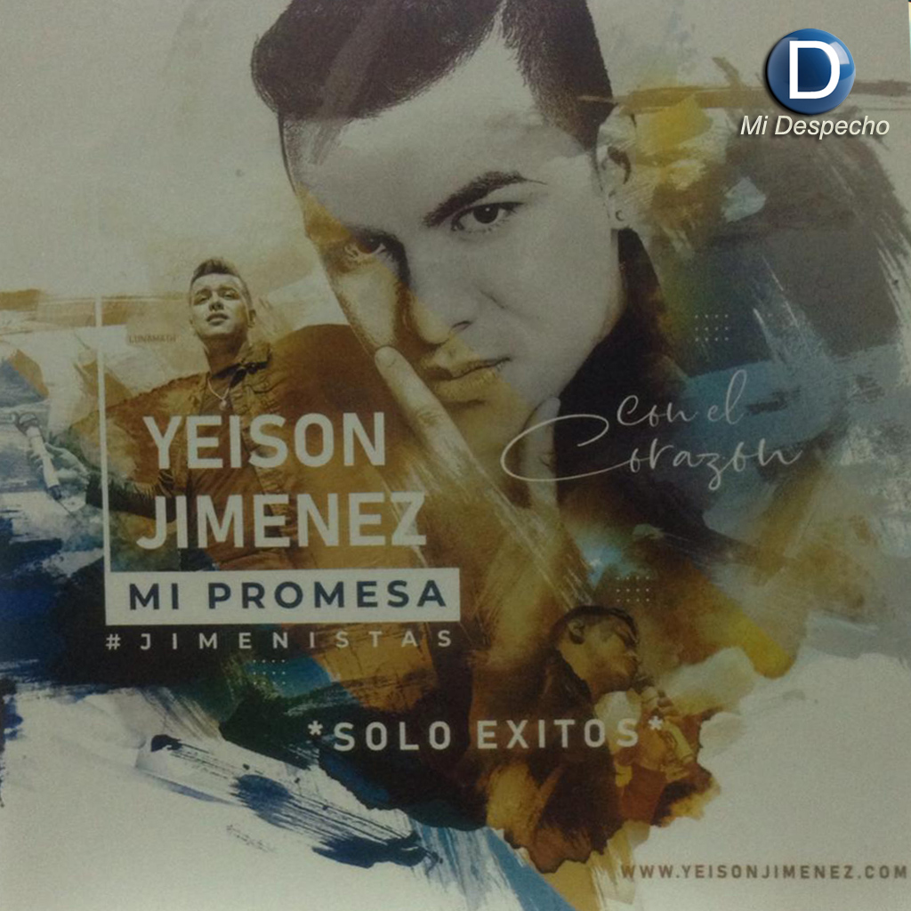 Yeison Jimenez Mi Promesa Frontal