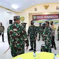 Panglima TNI : Percepat Vaksinasi di Banten, TNI-Polri Bantu Tenaga Kesehatan