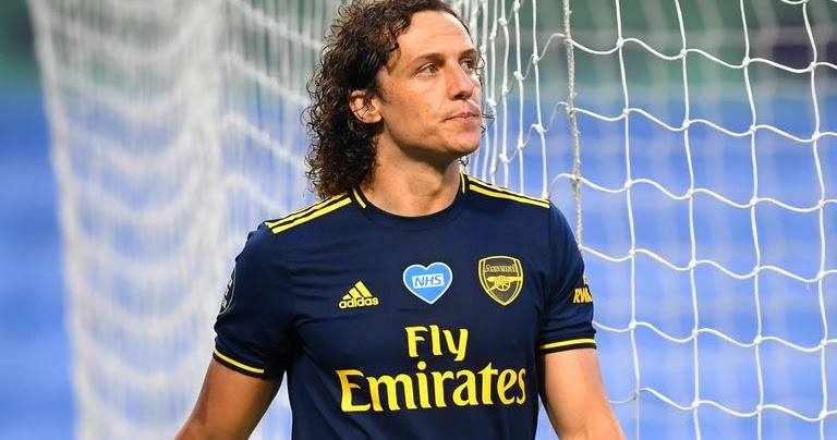 Manchester City 3 - 0 Arsenal : Gunners Punished For Awful Luiz