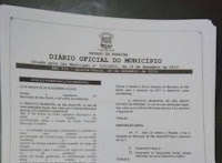 Prefeito sanciona lei que proíbe sucessor de contratar parentes