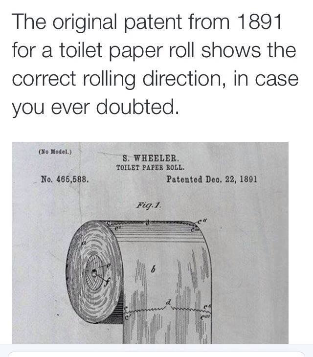 The Vulgar Curmudgeon The Original Patent For A Toilet