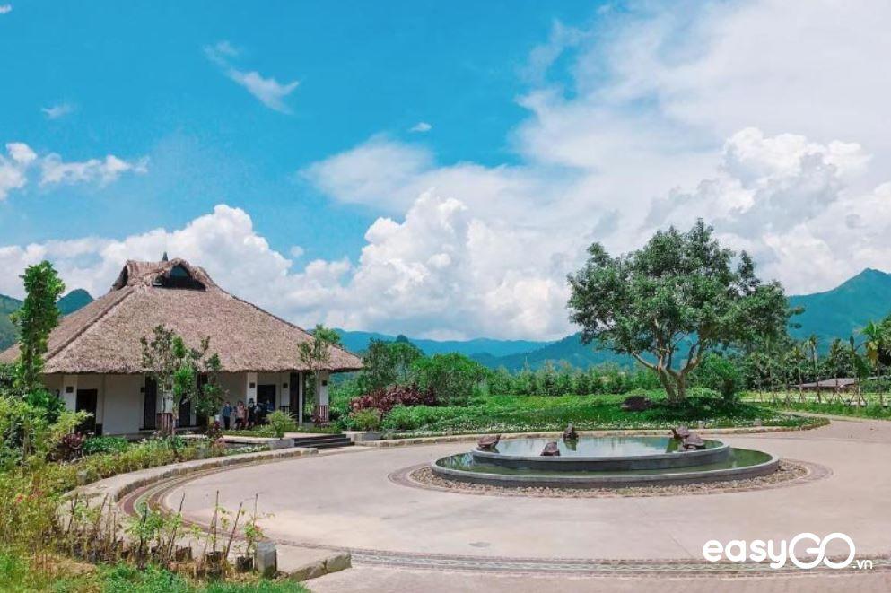 kinh nghiệm du lịch Kim Bôi Hòa Bình