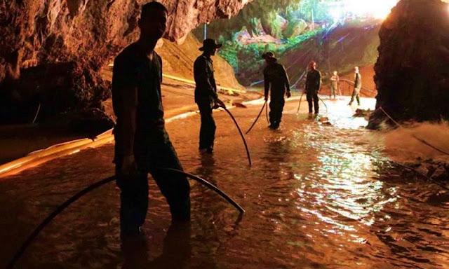 Tailandia: Entrenador pide perdón a padres de niños atrapados en cueva