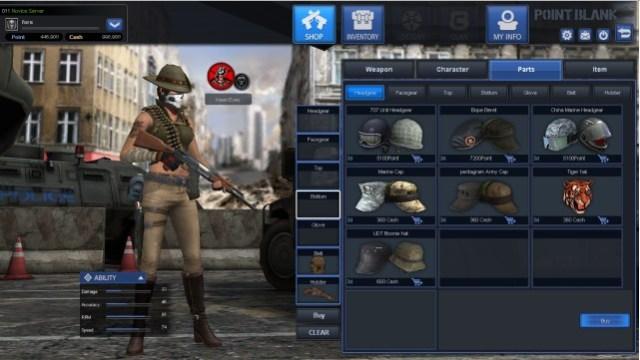 Download Point Blank PB Offline PC Games