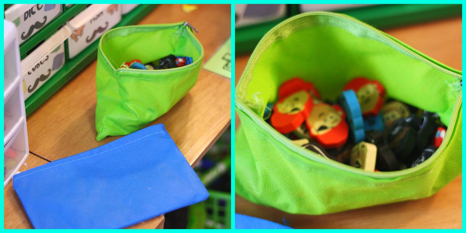 Guest blog post from Mr. Greg at Smedley's Smorgasboard of Kindergarten who is talking about cheap classroom storage solutions today.