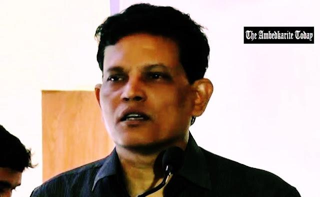 Telangana : Senior Dalit IAS officer  Akunuri Murali quits alleging caste discrimination