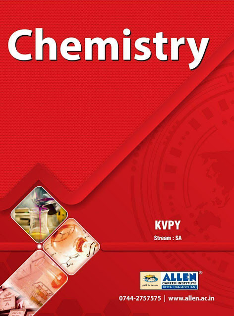 KVPY Stream-SA Chemistry : For JEE and NEET Exam PDF Book