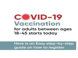 [रजिस्ट्रेशन] यूनिवर्सल फ्री वैक्सीन पॉलिसी 2021: 18+ हेतु मुफ्त कोविड टीकाकरण