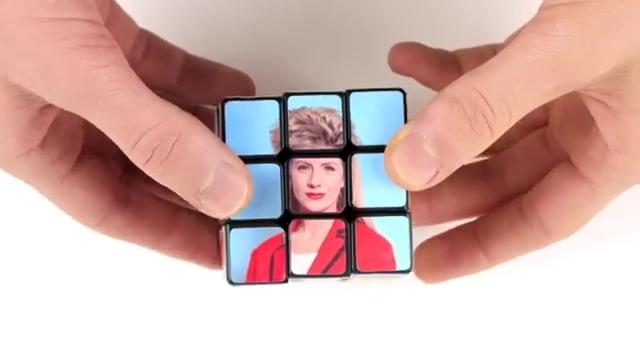 Temukan Kubus Rubik di Serial Televisi Ini