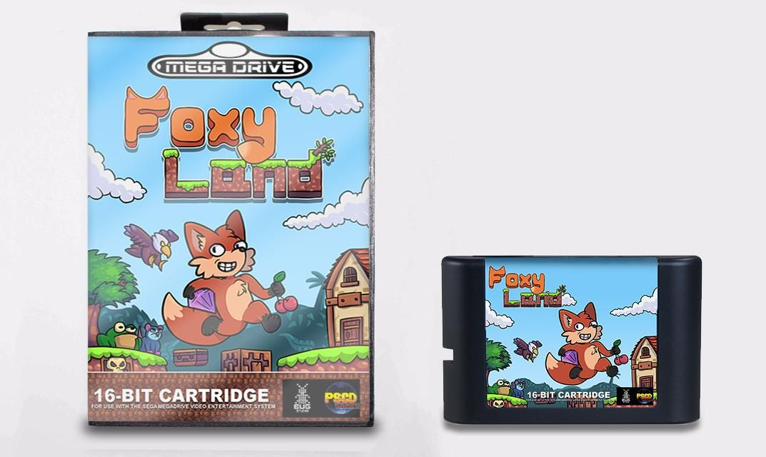 Indie Retro News: FoxyLand - PSCD is aiming for an Indiegogo success