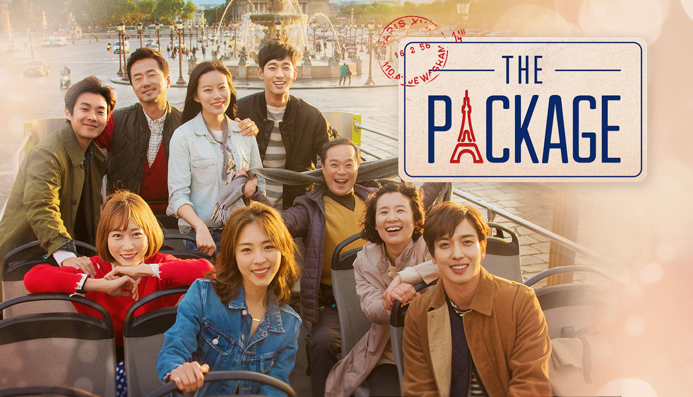 the package korean drama, korean drama 2017