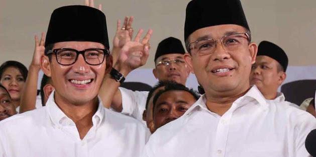 Mandat Rakyat untuk Anies Bukan Pemerintah Pusat