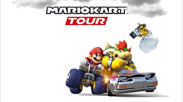 MARIO KART TOUR APK Game Download for Android