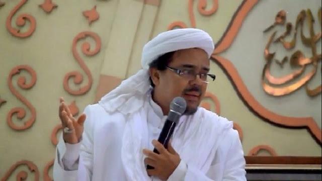 Ternyata, Habib Rizieq Mulanya Penceramah dari Mushala ke Mushala