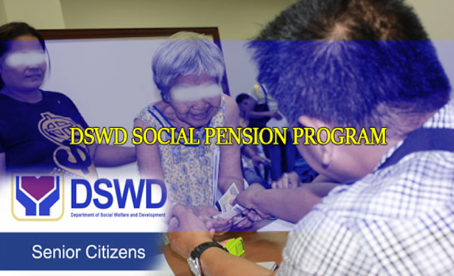 Good News! To All Qualified Indigent Senior Citizen Will Receive Social Pension Clears DSWD.