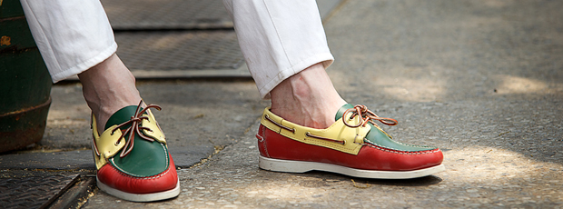 938e0a108 Notícias Da Moda: Sapatos coloridos no verão 2014