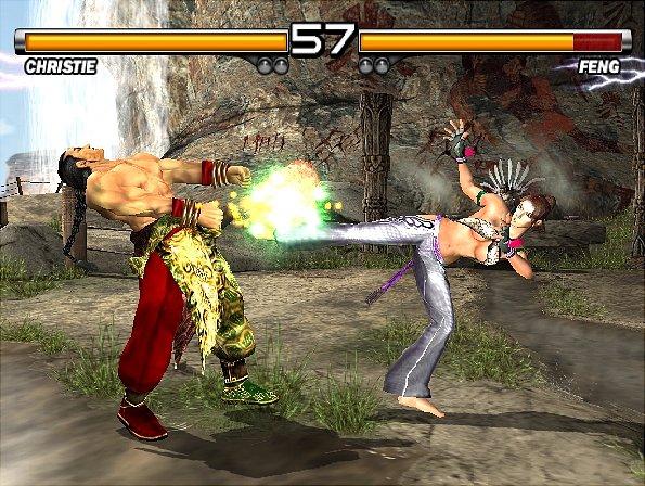 www.gamespek.com - Tekken 5 PS2