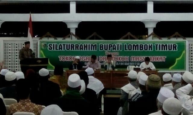 Hadapi Radikalisme, Amaq Ali Kumpulkan Toga-Toma