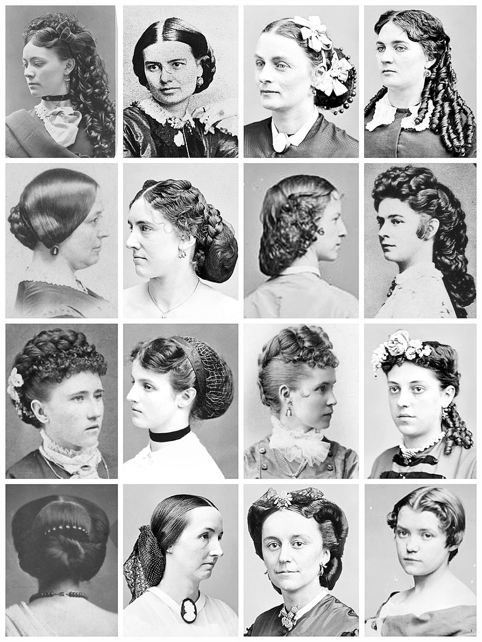 best men hair style vintage portraits depict s hairstyles from the 1880 | victorian hairstyles