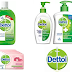Best Seller:- Dettol Range Upto 50% off + Extra 40% off