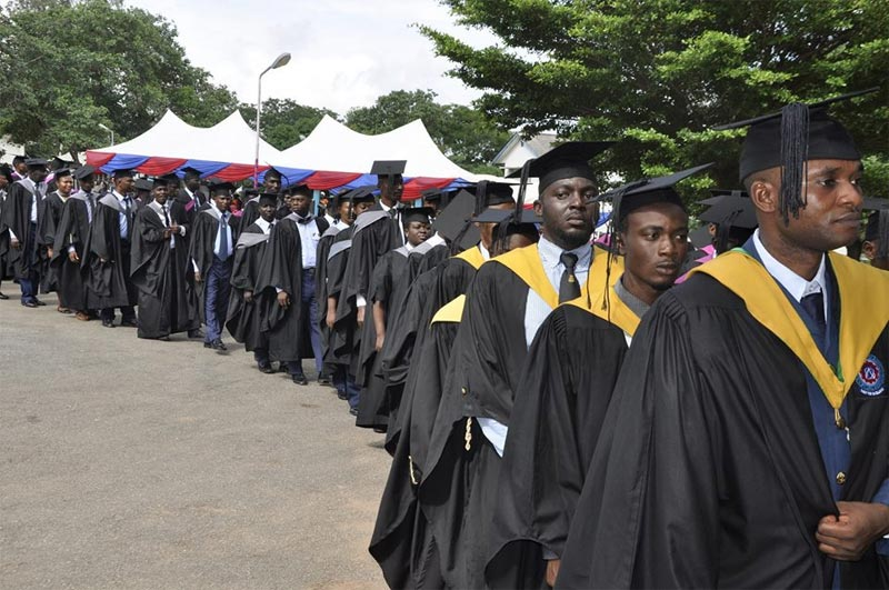 451 graduates at Nigerian Air Force Institute Of Technology