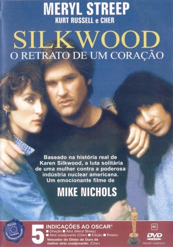 SILKWOOD: RETRATO DE UMA CORAGEM (DUAL ÁUDIO/1080P) – 1983 POSTER