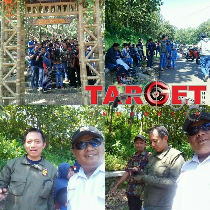 HUT GCI Jateng Yang Pertama di Bukit Pandang Kayen Pati
