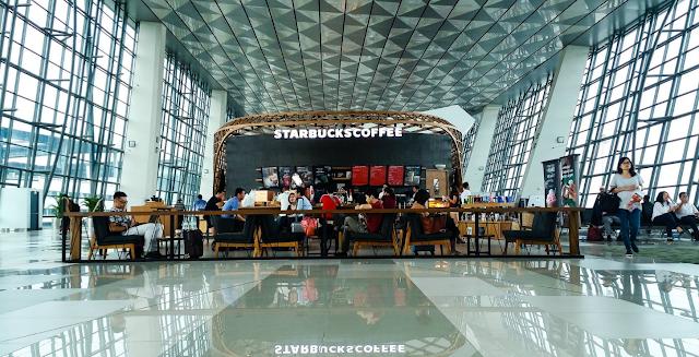 25 Juta Penumpang Per Tahun Dapat Ditampung Terminal 3 Bandara Soekaro-Hatta