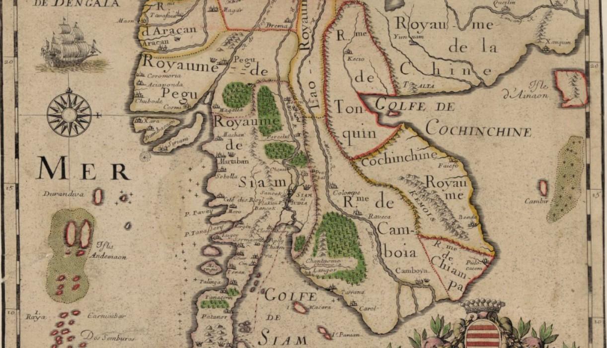 Danh sách các thừa sai Dòng Tên  hoạt động tại Đàng Trong (1615-1783) và Đàng Ngoài (1626-1788)
