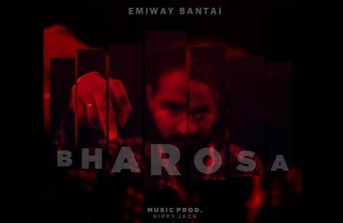 Bharosa Lyrics, Emiway Bantai, Hippy Jack