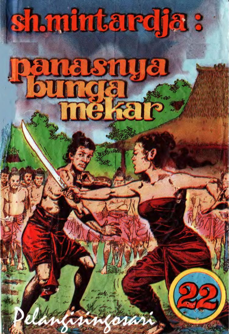 Cerita silat Indonesia Serial Pelangi Dilangit Singasari Karya S H Mintardja