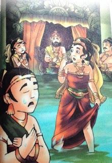 Cerita Rakyat ( Jawa Barat / Banten ) Legenda Telaga Warna