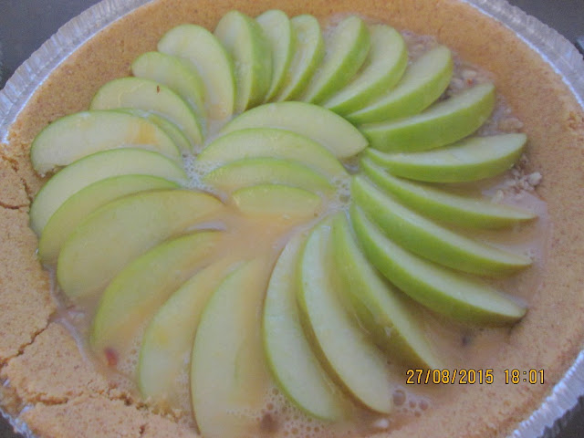 IMG 0355 - פאי תפוחים טעים לראש השנה