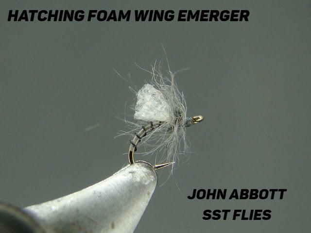 Closed Cell Foam Fly Tying, Veevus Threads, Rabbit Dubbing, Midger Emerger, Midge Patterns, Daiichi Hooks