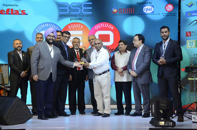 NBHC receives 'Commodity Logistics Award' at The Commodity Equity Outlook Weekend 2017