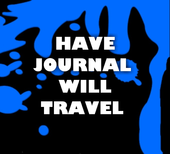 HAVE JOURNAL WILL TRAVEL with Kendra Littleton