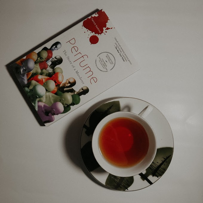 [Book Review] Perfume: The Story of a Murderer by Patrick Süskind