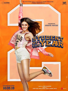 Student Of The Year 2 [SOTY2] First Look Poster