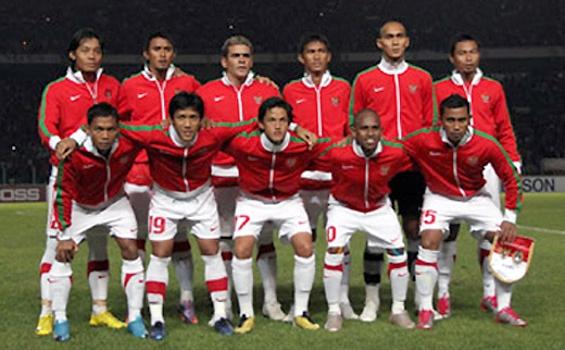 Sepak Bola di Indonesia
