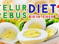 Program Diet Menggunakan Telur Rebus Terbaru