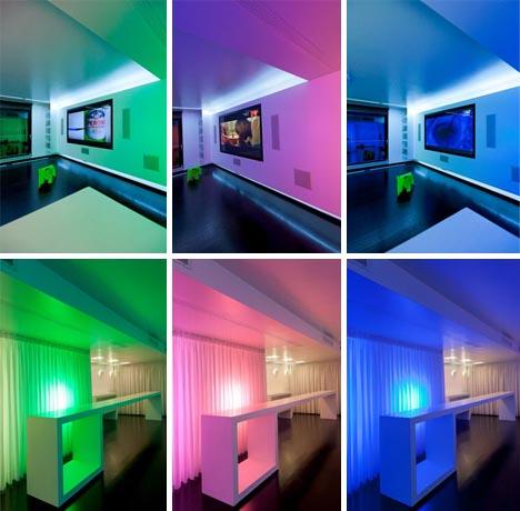 Interior Design Lighting