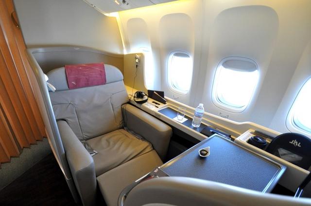 الخطوط الجوية اليابانية - طوكيو إلى لندن