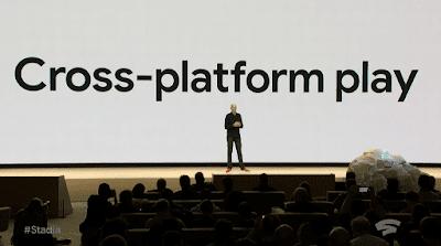 Google Stadia crossplay