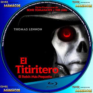 GALLETAEL TITIRITERO EL REICH MAS PEQUEÑO - PUPPET MASTER THE LITTLEST REICH - 2018