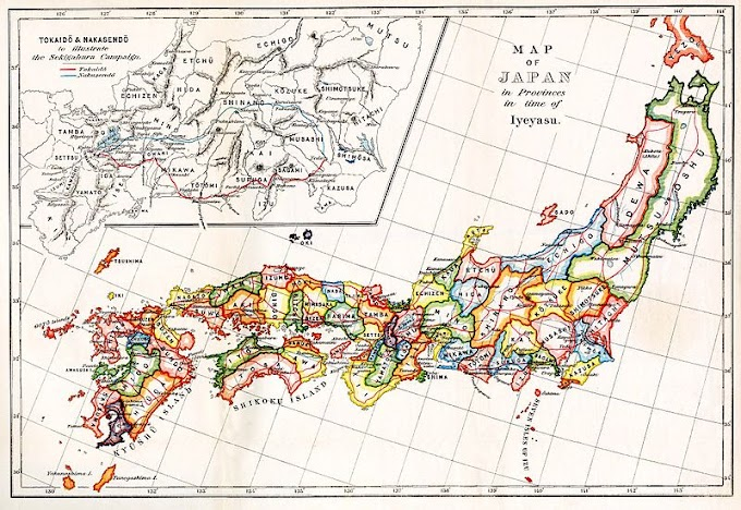 Acercamiento a la Historia de Japón
