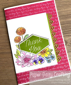 Accented Blooms Stampin Up